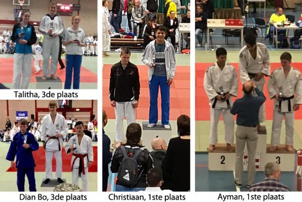 Winnaars Berlicum Open